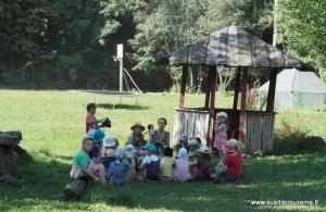 Tradicinė vaikų vasaros stovykla Juodenėnuose 2015