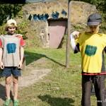 Vaikų stovykla 2012