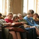 Molėtų vaikų namų stovykla Juodenėnuose